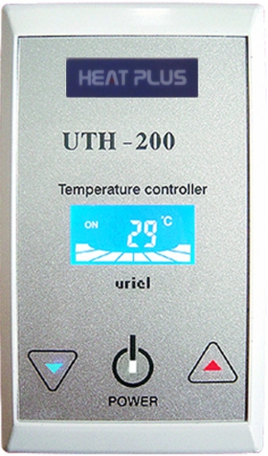 UTH ― 200 (White,Gold, Silver)