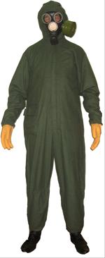 Защитная фильтрующая одежда - ЗФО