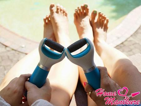 роликовые пилки для ног Scholl