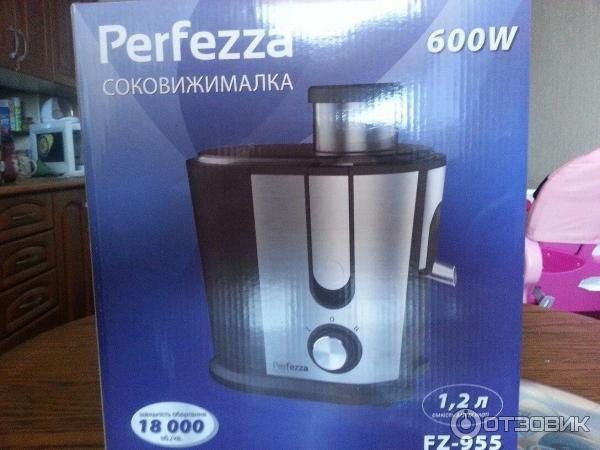 Соковыжималка Perfezza FZ-955 фото