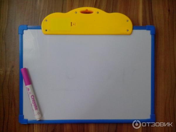 обратная сторона доски с маркером