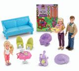 Fisher-Price любящую семью Мечта Dollhouse