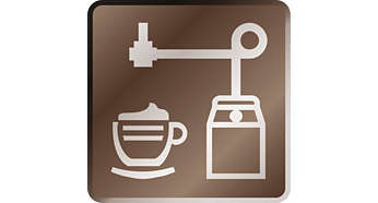 Запатентованный автоматический капучинатор готовит вкусную пенку