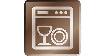 Удобство очистки: съемные части можно мыть в посудомоечной машине