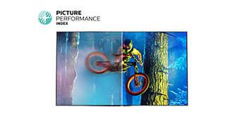 Picture Performance Index улучшает каждый аспект изображения