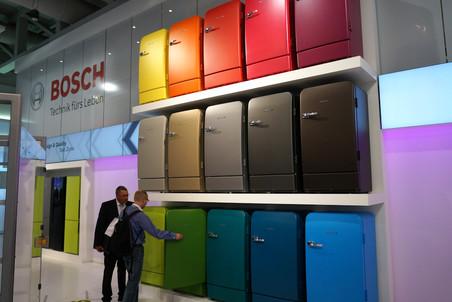 Ретро-холодильники Bosch