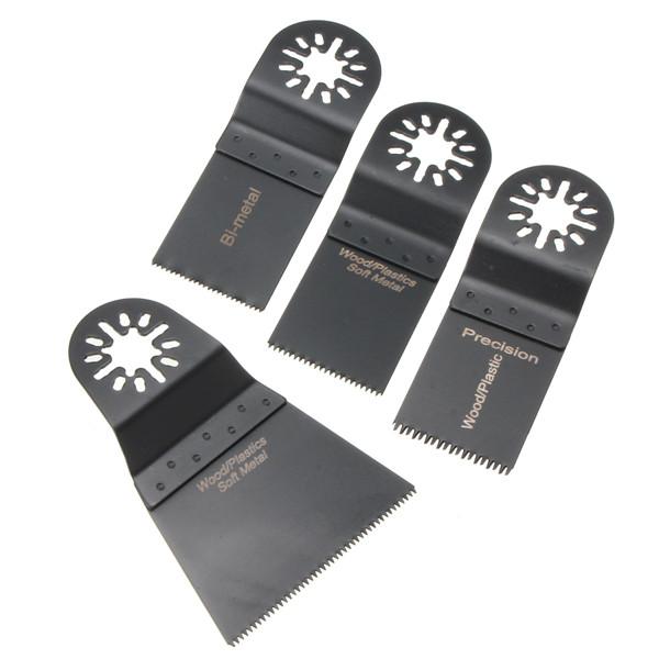 48pcs пилы колеблющиеся мульти- набор набор инструментов для FEIN мультимастерной Бош