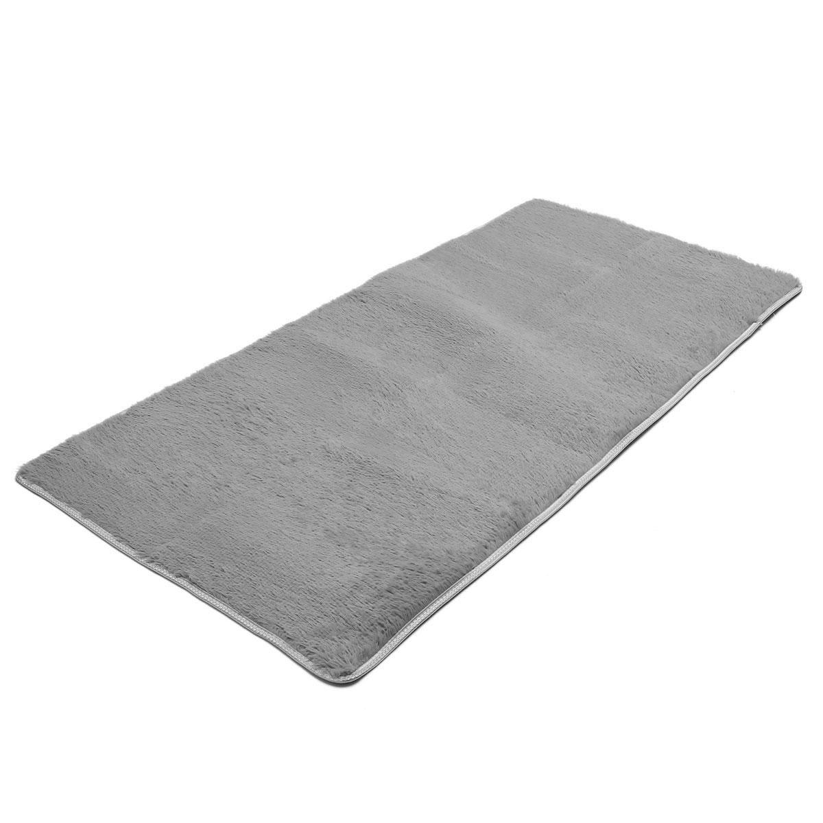 80x160 спальня гостиная мягкой лохматый Антипробуксовочная ковер коврик абсорбент