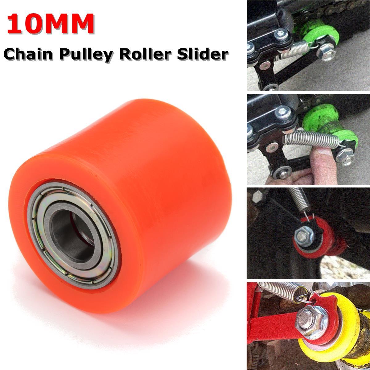 10mm Chain Pulley Roller Slider