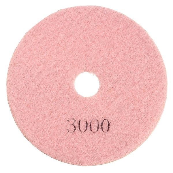 12шт 4 дюйма 50-6000 грит полировки алмазов колодки комплект для гранита мрамора бетона