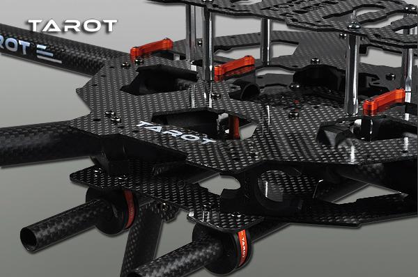 Tarot FY690S Carbon Fiber Frame