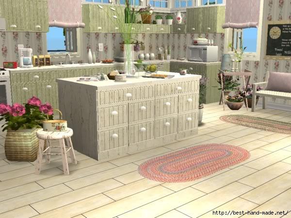 Unique-Shabby-Chic-Kitchen (600x450, 173Kb)