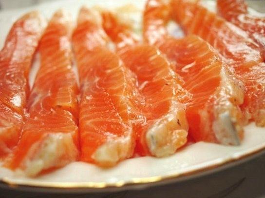 Маринованная красная рыба: ВГотовке.сom - лучшие рецепты мира