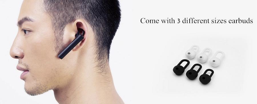Original XIaomi Youth Version Mini Light Wireless Bluetooth Earphone Headphone