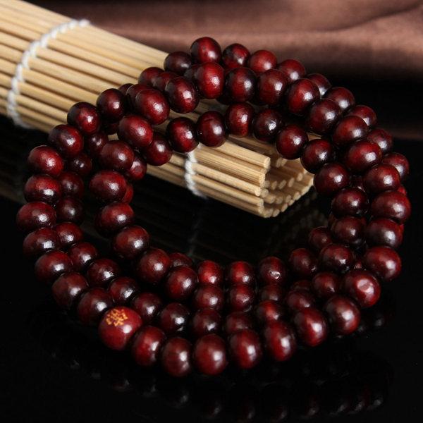 сандалового дерева Будда браслет