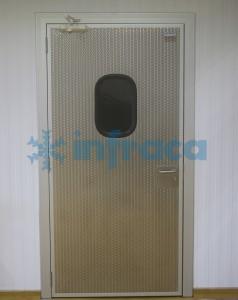 Технлогиечская дверь из нержавеющей стали