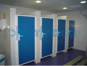 Двери для бытовых помещений