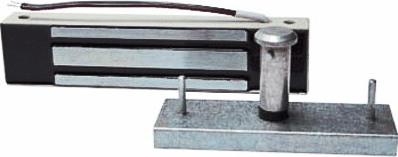 ISB - Монтаж электромагнитного замка