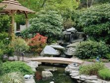 камень, вода, китайский стиль