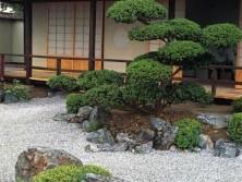 китайски дворик, ландшафтный дизайн, натуральный камень