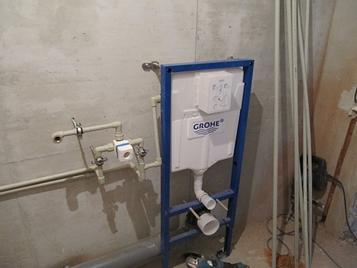 Подключение сливного бачка к водопроводу
