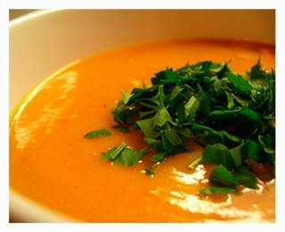 Суп крем из тыквы
