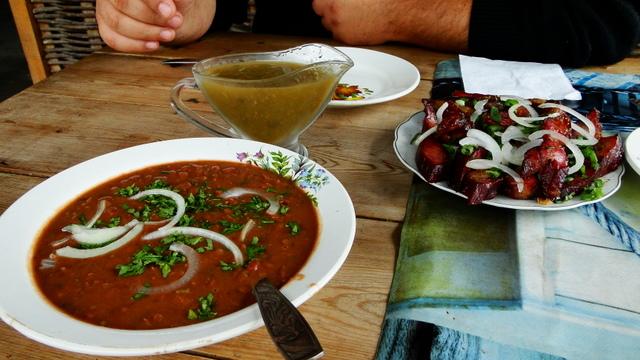 Блюда абхазской кухни