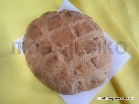 Хлеб постный 7