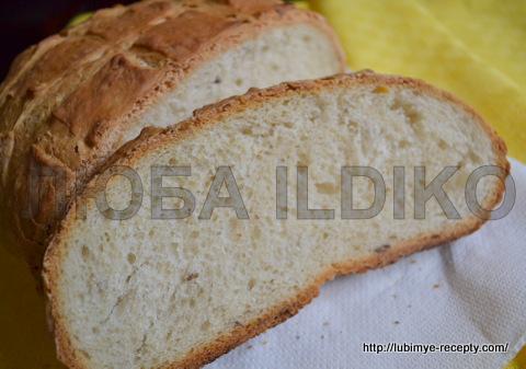 Хлеб постный 8