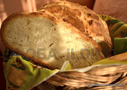 Хлеб постный 9