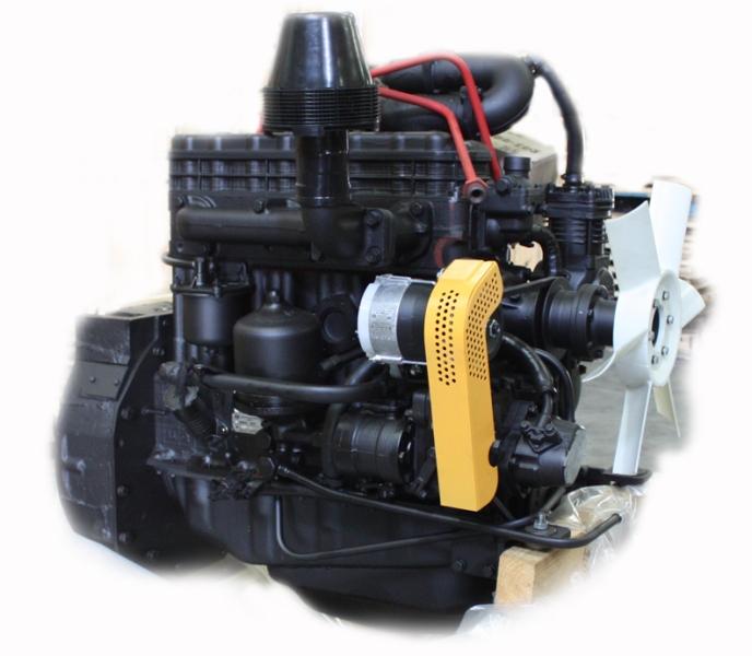 д 242 двигатель