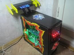 модинг компьютера