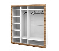 Шкаф для одежды МН-116-04-220