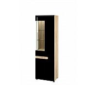 Шкаф с витриной МН-026-01