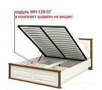 Кровать МН-126-01-140