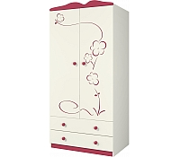 Шкаф для одежды Ш90-2Д0