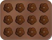 Формочки для шоколада, цветы Tescoma DELICIA Choco 629361