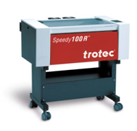 Лазерный гравер Trotec Speedy 100R