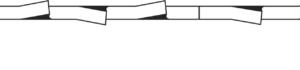 Зубья М42А