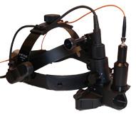 Лазерный адаптер к налобному офтальмоскопу и лазерному аппарату ЛАХТА-МИЛОН