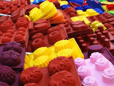 силиконовые формы для выпечки