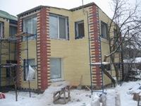 Вентилируемый фасад Сканрок
