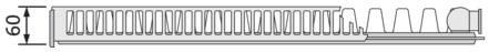 stalnye radiatory purmo s bokovym podklucheniem 11 tipa