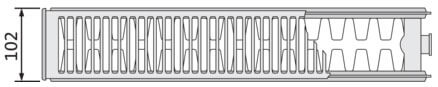 stalnye radiatory purmo s bokovym podklucheniem 22 tipa