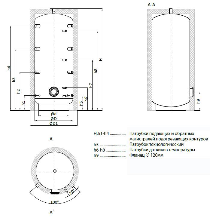 teploakkumulyator teplobak vta 4 1000 litrov 323932