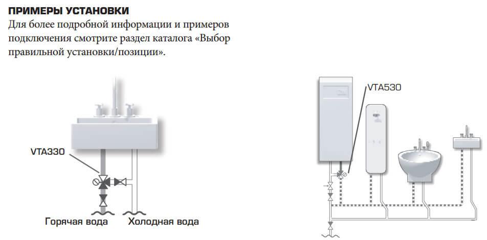 termostaticheskie smesitelnye klapany vta esbeustanovka