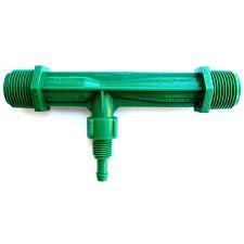 Техника и инструменты для дачи: Инжектор Вентури для капельного полива