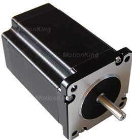 MotionKing Stepper Motors, 24H3A, 3-Phase Stepper Motor -60mm