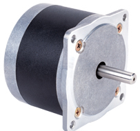 MotionKing Stepper Motors, 34H5B, 5-Phase Stepper Motor -86mm