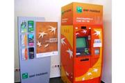 Брендирование банкоматов. Покраска